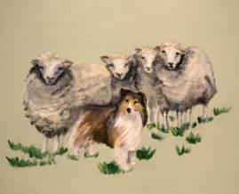 """""""Sheep & Dog"""""""