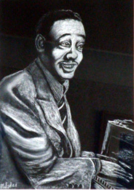 Young Duke Ellington -  Pastel