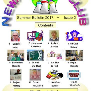 Summer 2017 Bulletin