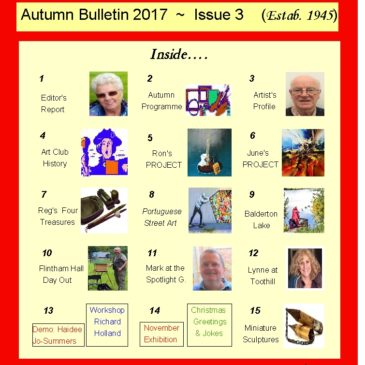 Autumn Bulletin 2017